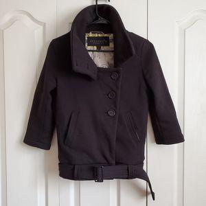 Community   Black Moto Jacket